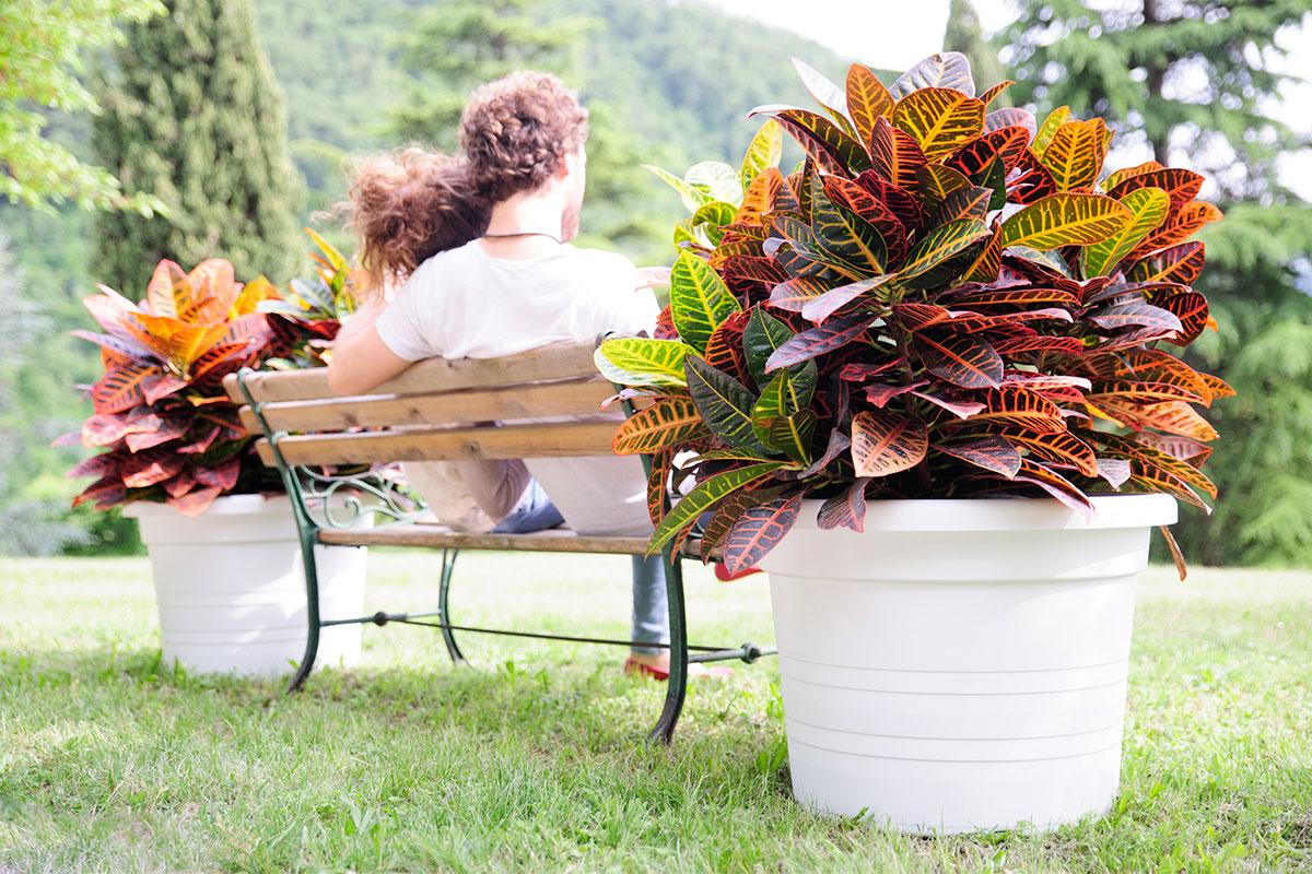 vasi grandi da giardino